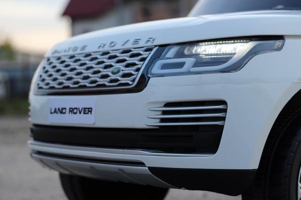 Masinuta electrica Range Rover Vogue HSE STANDARD  #ALB 10