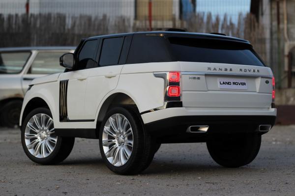Masinuta electrica Range Rover Vogue HSE STANDARD  #ALB 5