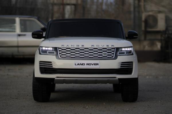 Masinuta electrica Range Rover Vogue HSE STANDARD  #ALB 1