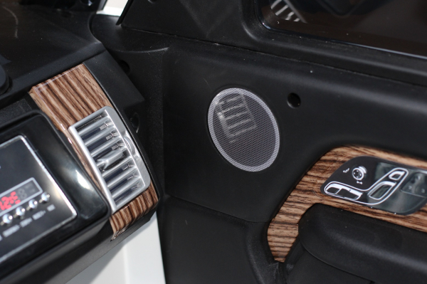 Masinuta electrica Range Rover Vogue HSE STANDARD  #ALB 4