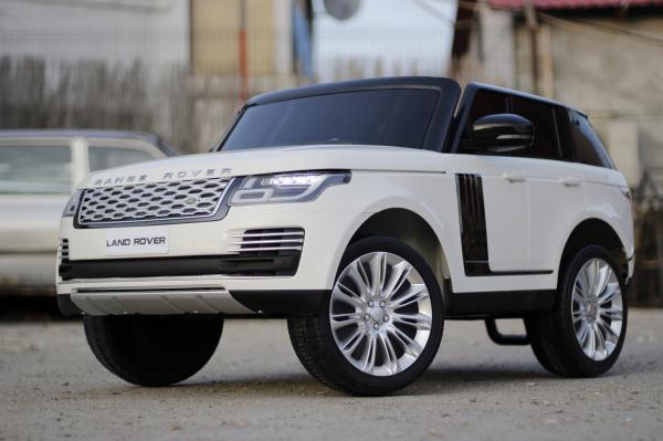 Masinuta electrica Range Rover Vogue HSE STANDARD  #ALB 2