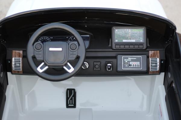 Masinuta electrica Range Rover Vogue HSE STANDARD  #ALB 7