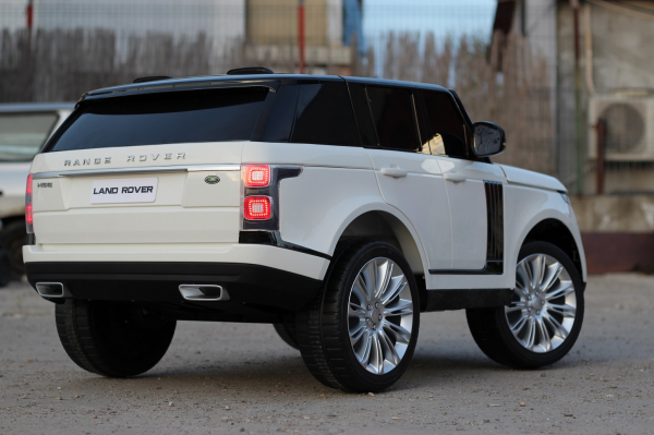 Masinuta electrica Range Rover Vogue HSE STANDARD  #ALB 6