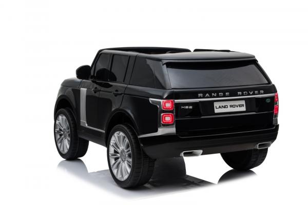 Kinderauto Range Rover Vogue HSE STANDARD  #Negru 2