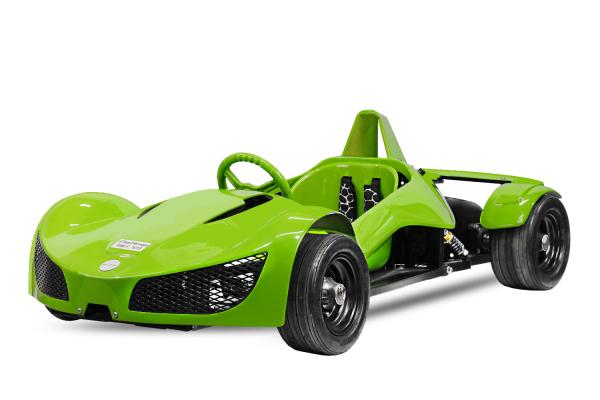 Masinuta electrica RAZER GT 48V 1000W cu 2 viteze #Verde 0