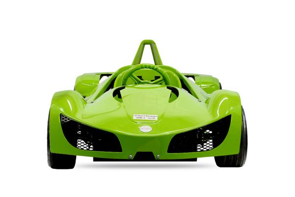 Masinuta electrica RAZER GT 48V 1000W cu 2 viteze #Verde 2