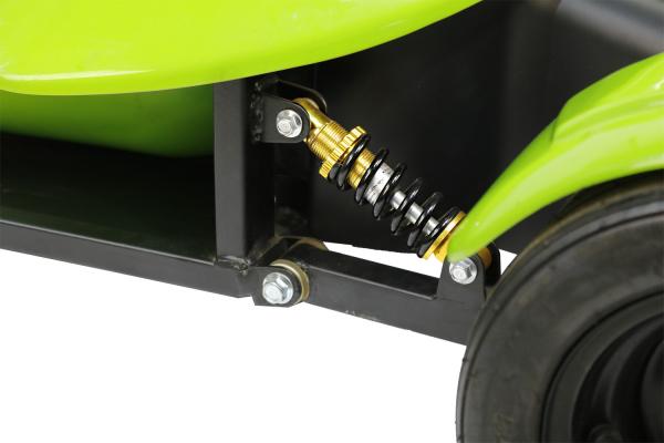 Masinuta electrica RAZER GT 48V 1000W cu 2 viteze #Verde 8
