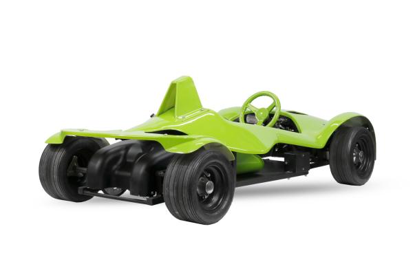 Masinuta electrica RAZER GT 48V 1000W cu 2 viteze #Verde 3