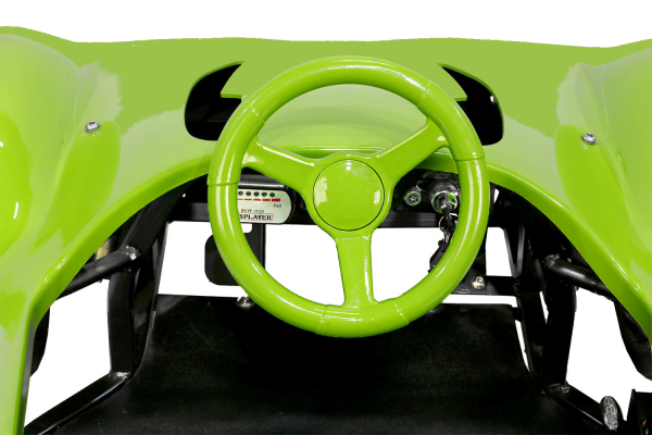Masinuta electrica RAZER GT 48V 1000W cu 2 viteze #Verde 7