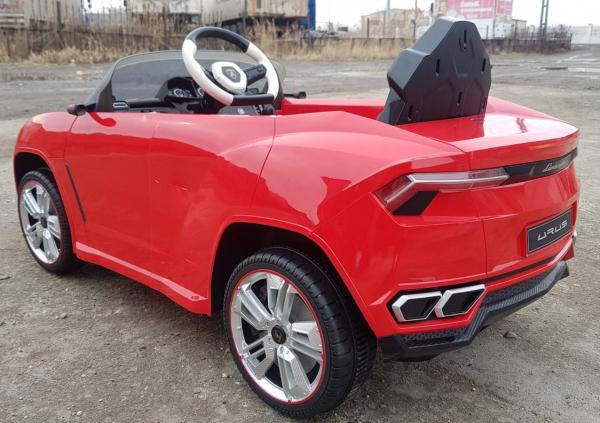 Masinuta electrica copii 2-6 ani Lamborghini Urus, rosu [3]