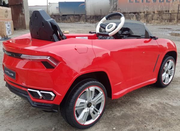 Masinuta electrica copii 2-6 ani Lamborghini Urus, rosu [4]