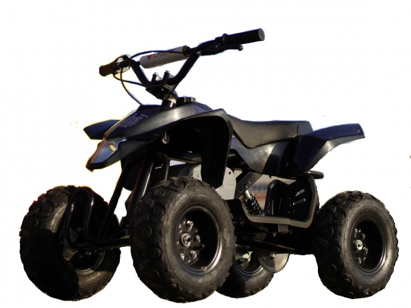 Mini ATV electric Pentru copii NITRO Eco Trio Quad 350W 24V #Albastru 0