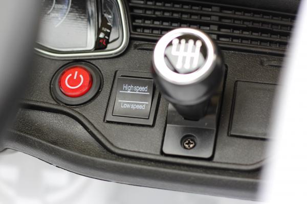 Masinuta electrica Audi Q8 STANDARD 12V #Alb 7
