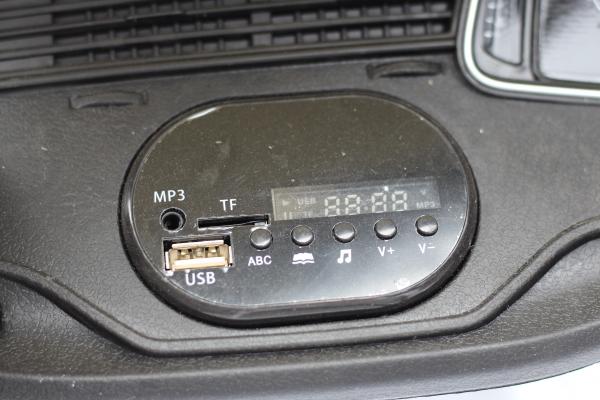 Masinuta electrica Audi Q8 STANDARD 12V #Alb 8