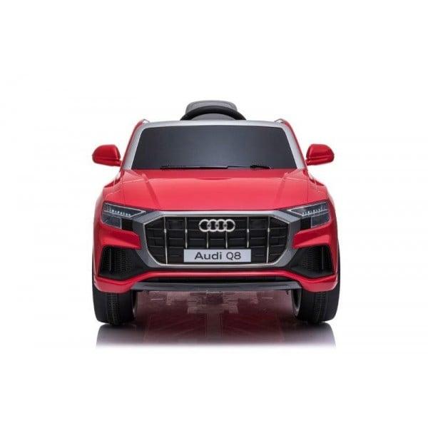Masinuta electrica Audi Q8 STANDARD 12V #Rosu 1