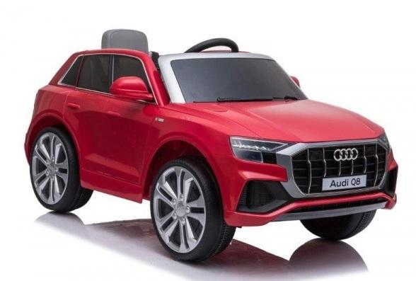 Masinuta electrica Audi Q8 STANDARD 12V #Rosu 0