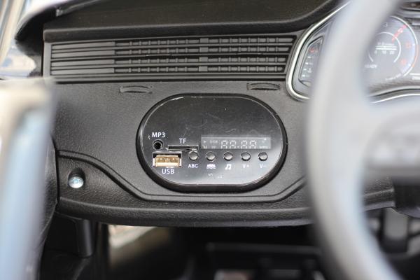 Masinuta electrica Audi Q8 STANDARD 12V #Negru 8