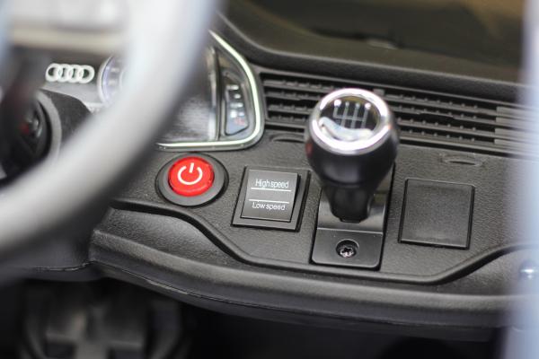 Masinuta electrica Audi Q8 STANDARD 12V #Negru 9