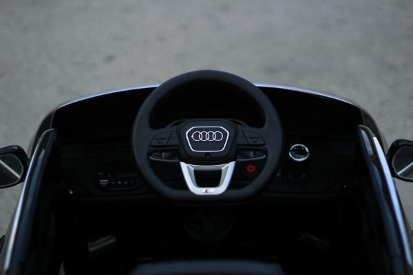 Masinuta electrica Audi Q8 STANDARD 12V #Negru 7