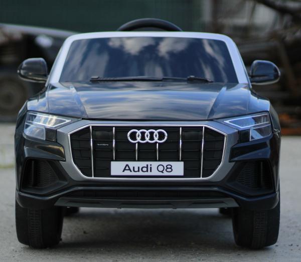 Masinuta electrica Audi Q8 STANDARD 12V #Negru 1