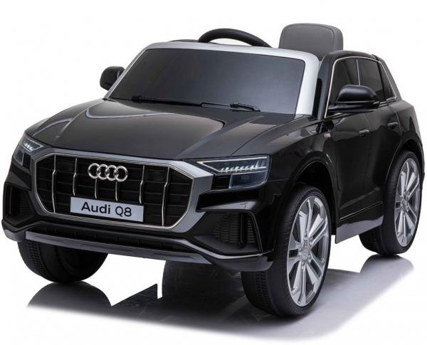 Masinuta electrica Audi Q8 STANDARD 12V #Negru 0