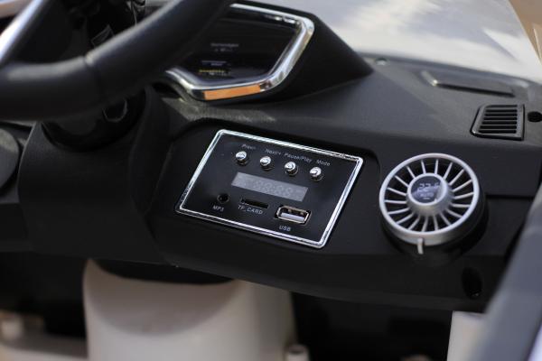 Masinuta electrica Audi TTS 2x 30W 12V PREMIUM #Alb 4