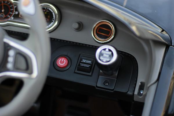 Masinuta electrica Bentley EXP12 PREMIUM #Negru 7