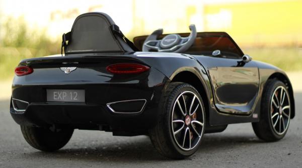 Masinuta electrica Bentley EXP12 STANDARD #Negru 9