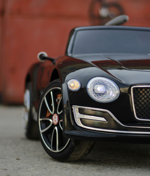 Masinuta electrica Bentley EXP12 PREMIUM #Negru 12