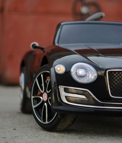 Masinuta electrica Bentley EXP12 STANDARD #Negru 11