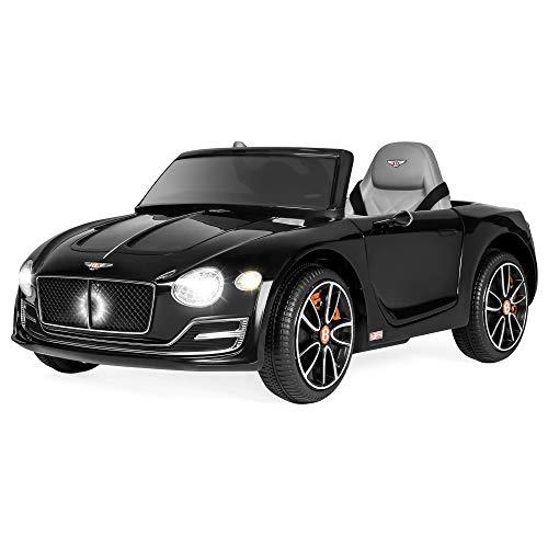 Masinuta electrica Bentley EXP12 PREMIUM #Negru 0