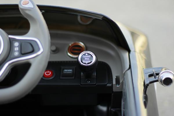 Masinuta electrica Bentley EXP12 PREMIUM #Negru 8