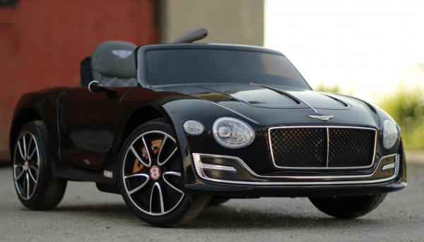 Masinuta electrica Bentley EXP12 STANDARD #Negru 2