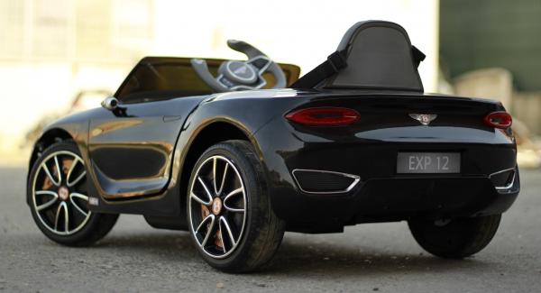 Masinuta electrica Bentley EXP12 PREMIUM #Negru 11
