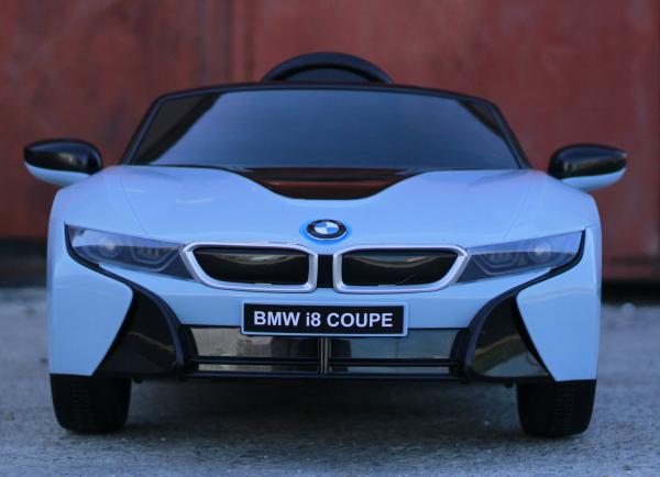 Masinuta electrica BMW i8 Coupe STANDARD #Albastru 1