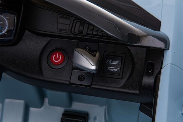 Masinuta electrica BMW i8 Coupe STANDARD #Albastru 6
