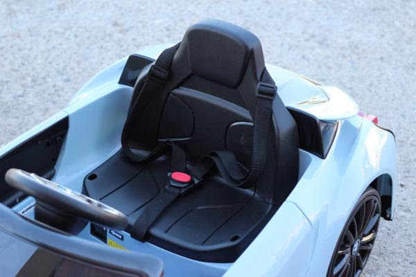 Masinuta electrica BMW i8 Coupe STANDARD #Albastru 10