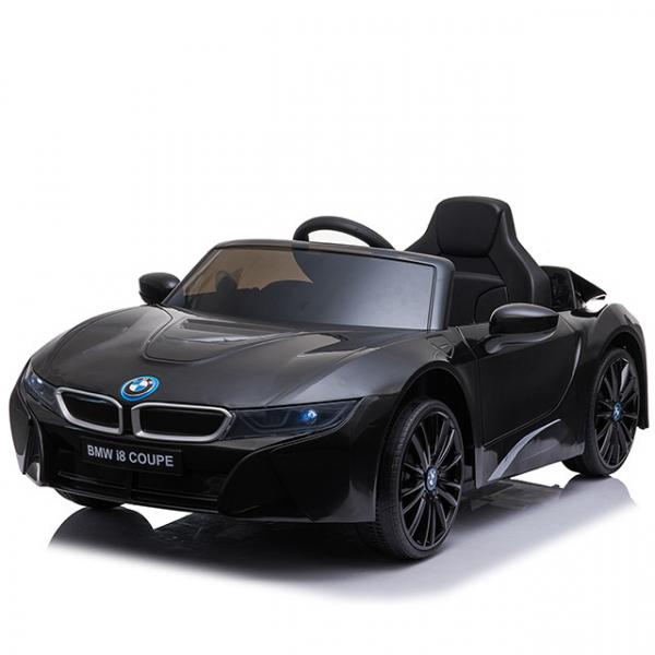 Masinuta electrica BMW i8 Coupe STANDARD #Negru 0