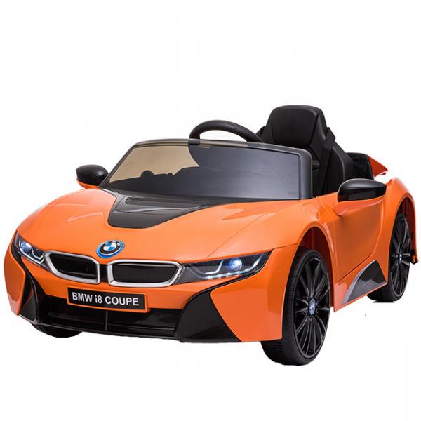 Masinuta electrica BMW i8 Coupe STANDARD #Orange 0