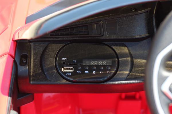 Masinuta electrica BMW i8 Coupe STANDARD #Rosu [9]