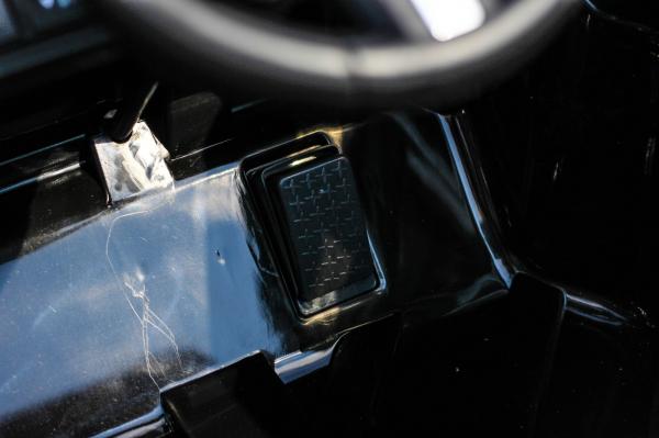 Masinuta electrica Bmw Seria 6 GT 12V PREMIUM #Negru 12