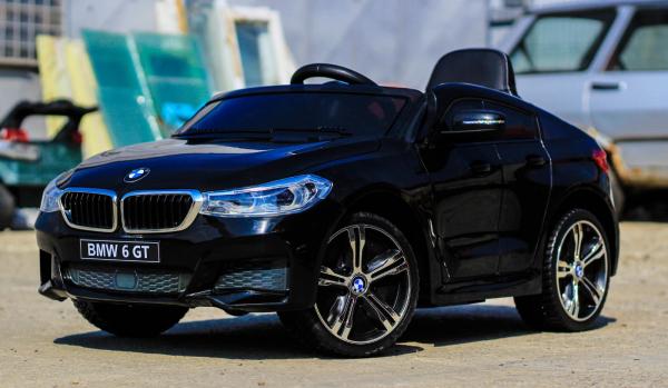 Masinuta electrica BMW GT seria 6 pentru copii 2-6 ani 1