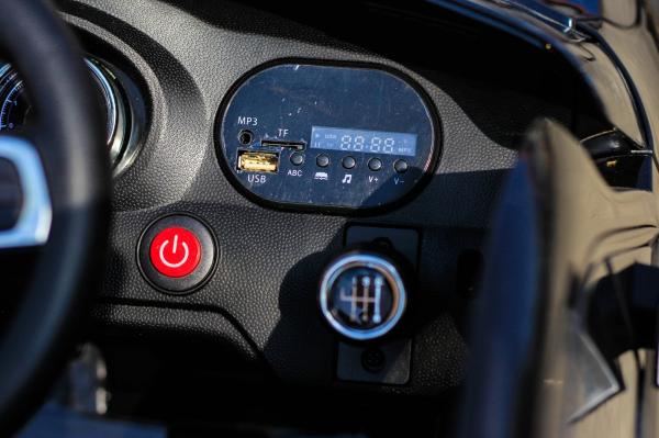 Masinuta electrica BMW GT seria 6 pentru copii 2-6 ani 8