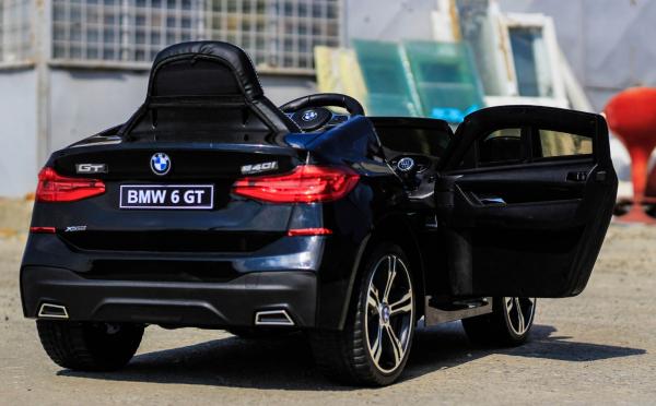 Masinuta electrica BMW GT seria 6 pentru copii 2-6 ani 6
