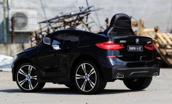 Masinuta electrica Bmw Seria 6 GT 12V PREMIUM #Negru 3