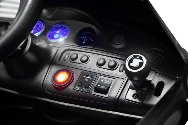 Masinuta electrica Bmw Z8 12V STANDARD #Negru 4