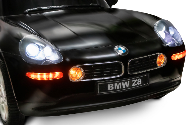 Masinuta electrica Bmw Z8 12V STANDARD #Negru 2