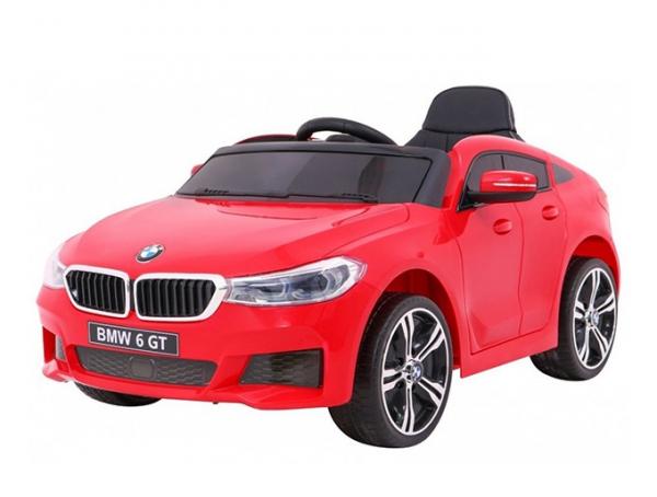 Masinuta electrica Bmw Seria 6 GT 60W 12V STANDARD #Rosu [0]