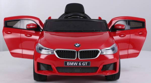 Masinuta electrica Bmw Seria 6 GT 60W 12V STANDARD #Rosu [8]