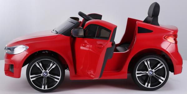 Masinuta electrica Bmw Seria 6 GT 60W 12V STANDARD #Rosu [5]